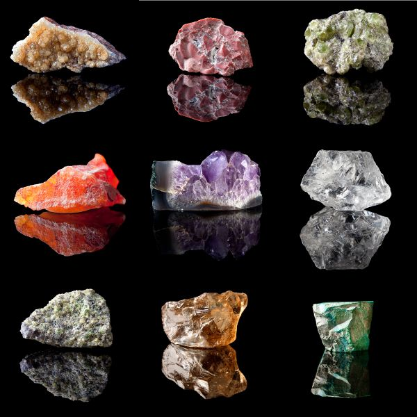 Birthstones: Names and Colors