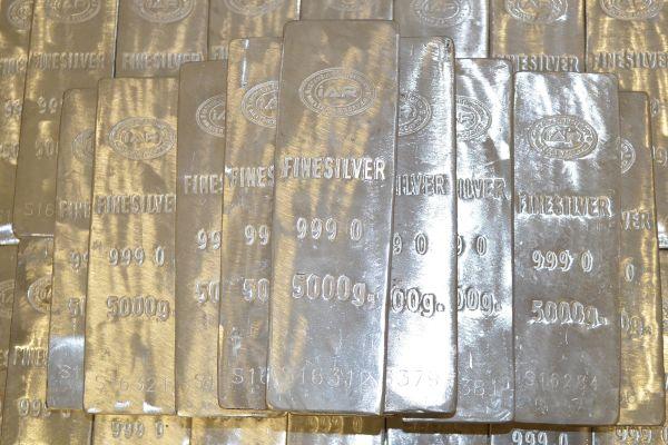 silver bars 5 kg