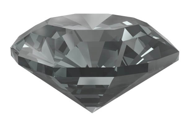 What are the Differences Between Black Sapphire and Black Diamond?