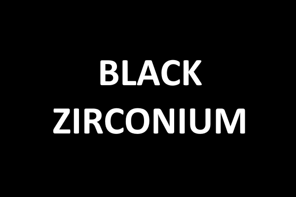 Black Zirconium Rings Pros and Cons [2020 Updated]