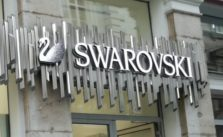 What are Swarovski Crystals Made of?