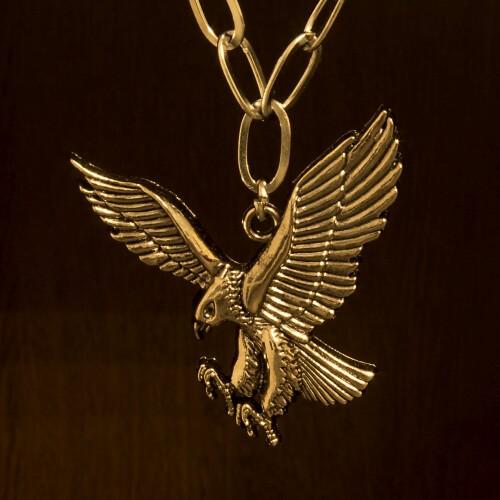 eagle charm