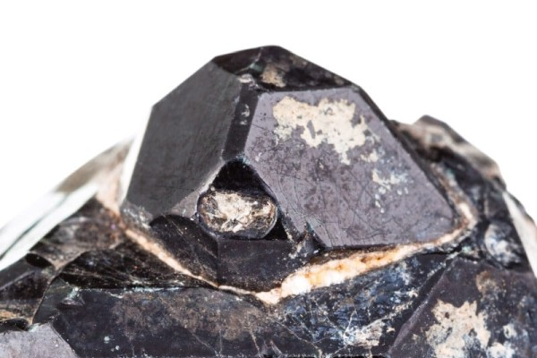 Black Spinel Gemstone